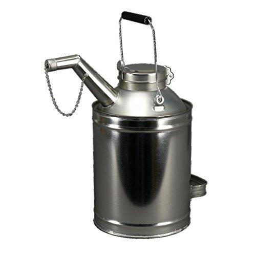 Pressol 4682009 Bidon de réserve d huile 5l en fer blanc din6425