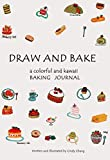 This is a colorful illustrated baking recipe Journal.It is also cute,kawaii and creative recipe.A detailed, Step By Step Guide To The Baking Process.Enjoying baking process by drawing is very fascinating.If you like baking and don't want to read reci...