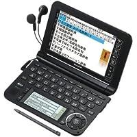Sharp pw-a7300-b (negro) Touch Panel japonés diccionario electrónico (importación de Japón)