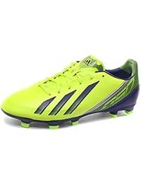 online retailer 73ae3 fc509 adidas F30 TRX FG Bambino Scarpe da calcio, Verde, Taglia 36 2 3