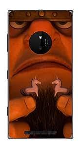 UPPER CASE™ Fashion Mobile Skin Decal For Nokia Microsoft Lumia 830 [Electronics]