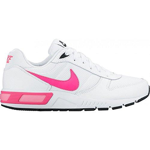 Nike Nightgazer (Gs), Chaussures de Running Entrainement Femme Blanc