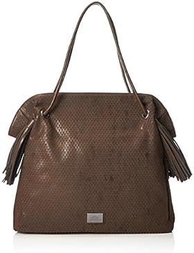 s.Oliver (Bags) Damen 39.609.94.7790 Henkeltaschen, 38x35x13 cm