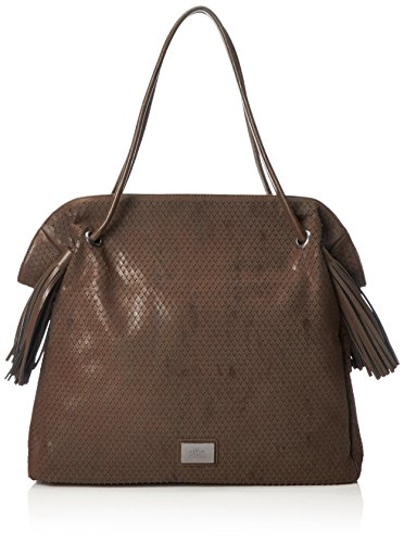 s.Oliver 39.609.94.7790, shoppers Marron - Braun (cognac 8768)