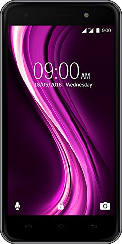 Lava X81 (Space Grey, VoLTE)