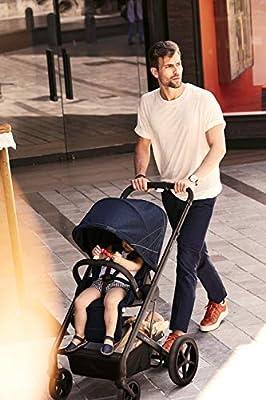 Cybex Balios S - Silla de paseo todo terreno, desde el nacimiento hasta los 17 kg (4 años)