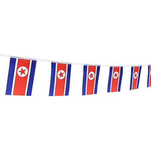 Korea Girl (Kind Girl Nationalflagge 8.2