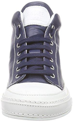 Candice Cooper Joy.cotton, Baskets hautes femme Bleu - Bleu marine