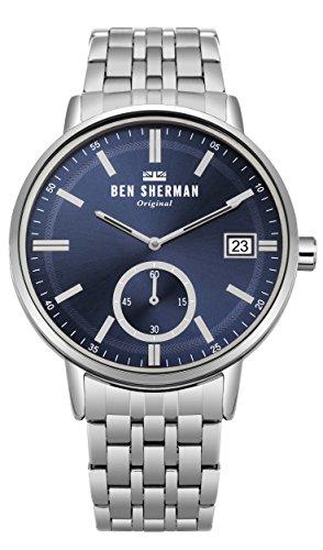 Ben Sherman Herren-Armbanduhr WB071USM