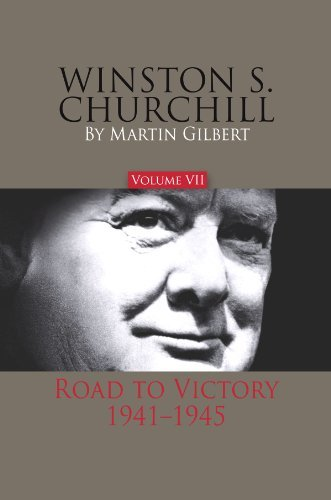 Winston S. Churchill, Volume 7: Road to Victory, 1941a??1945 (Official Biography of Winston S. Churchill) by Martin Gilbert (2013-11-30)