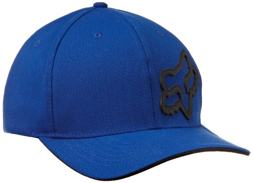 fox-herren-cap-signature-flexfit-blue-s-m-68073-002