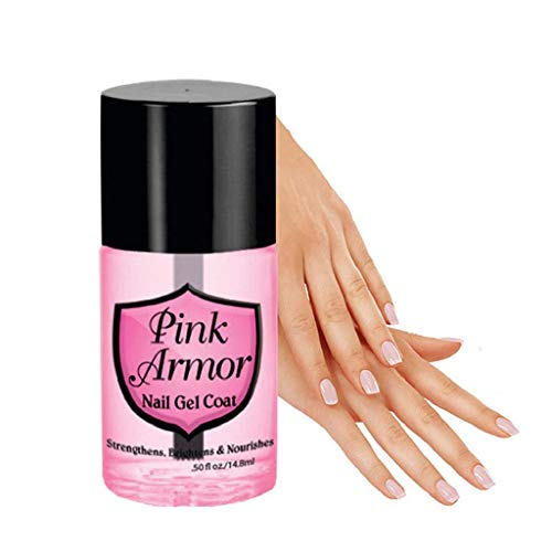 QUICKLYLY Uñas/Manicura-Pink Armor Nail Nutrition
