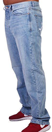 Rocawear Homme Jeans / Jean Coupe Loose Fit Tap Bleu