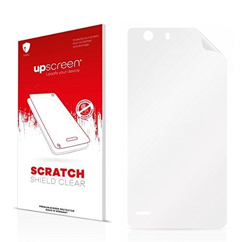upscreen Scratch Shield Clear Bildschirmschutz Schutzfolie für Elephone S2 Plus (Rückseite) (hochtransparent, hoher Kratzschutz)