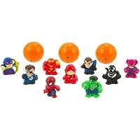 Blip Squinkies Marvel Bubble Pack - Series 5 - Good vs. Evil by Blip Toys - Import