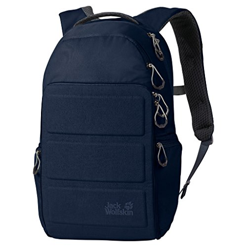 Jack Wolfskin Flemington (Duffle Bag, Midnight Blue, 16 L