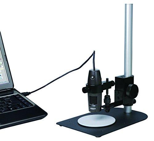 INSIZE ISM-PM600SB Digitales Messmikroskop (mit Ständer, Computer nicht im Lieferumfang enthalten)