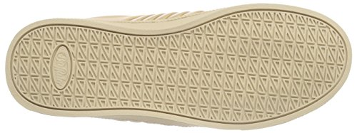 Buffalo 100-17 Leather PU, Scarpe da Ginnastica Donna Beige (Beige (NUDE 47))