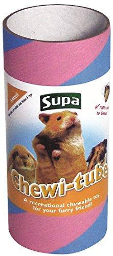 SUPA Chewi-Rohre, klein, 10 Stück