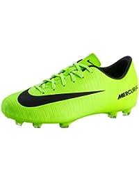Nike Unisex de niños Jr Mercurial Vapor XI FG – Guantes de fútbol, ...