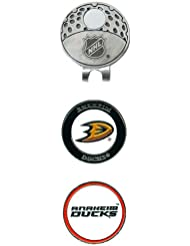 NHL Cap Clip With 2 Golf Ball Markers
