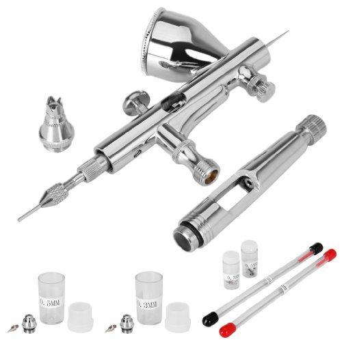 trois-couleur-kit-pro-aerographe-aiguille-025-03-05mm-diametre-9cc-capacite-double-action-gravite-tr
