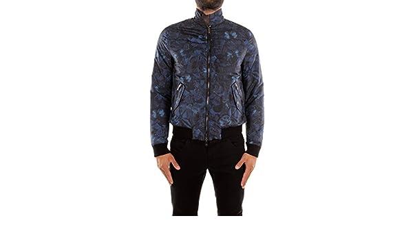Doudoune Valentino Homme Polyamide Bleu et Noir JV0CIH9029DE30 Bleu 52   Amazon.fr  Chaussures et Sacs 1f63599cb1f
