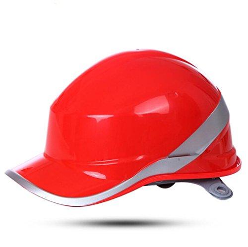 Schutzhelm Bauarbeiter Helm Bau Hochwasserschutz Niedrigtemperaturbeständigkeit Hochtemperaturbeständigkeit Isolierung Reflektierende Streifen Engineering Cap