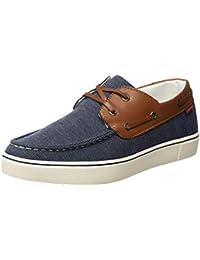 US Polo Association Men's Navy Boat Shoes-11 UK/India (45 EU) (2531826779)