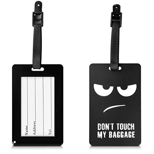kwmobile forma parte de una empresa alemana que ofrece accesorios originales para diferentes tipos de dispositivos electrónicos. Entre su gama de productos encontrarás justo lo que estabas buscando.PropiedadesENCUENTRA RÁPIDO TU MALETÍN: Con esta eti...