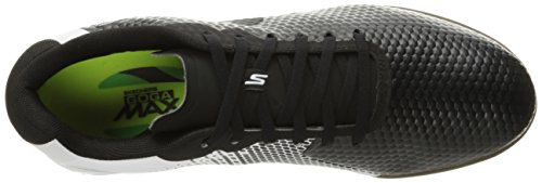 Skechers Performance Mens Go Soccer Hexgo Soccer Shoe Black/White
