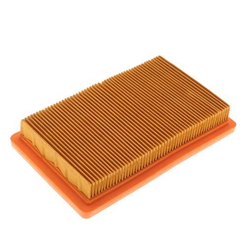 Luftfilter, 146 x 89 x 25 mm, für MTD Thorx35, Thorx45, Thorx55, 340, 450, 650