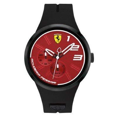 Reloj multifunción para hombre Scuderia Ferrari FXX deportivo Cod. fer0830473