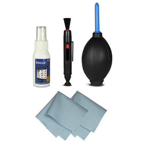 5en1 Kit de limpieza - Cleaning Kit Profesional para cámaras réflex digitales...