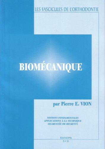 La biomécanique