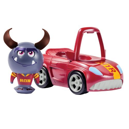 Monsters University - Roll A Scare Ridez - Johnny by Monsters University