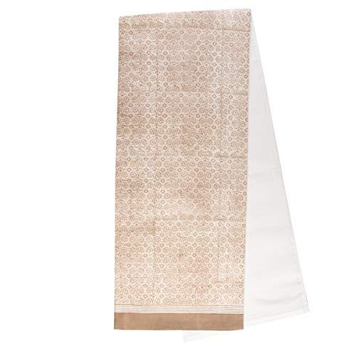 TAG Home Decor Tischdecke für Esstischläufer, 183 cm, Stoff (Runde Mittelstück Schüssel)