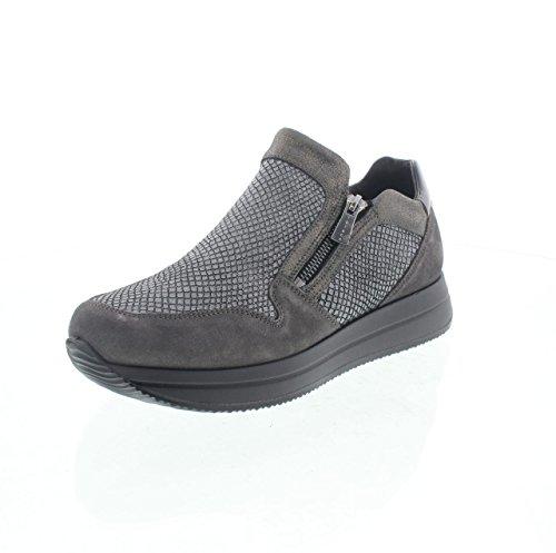 IGI & CO femme chaussure accolade 67442/00 Grigio