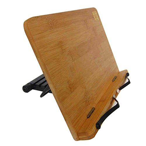 JIN PING Beautiful Homes® Estantería, estante de lectura de estantería Estantería de lectura para adultos, estante grueso y durable conveniente ( Tamaño : 39x28x1cm )