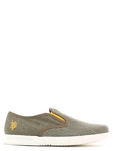 U.s. polo assn. DYRON4250S6/T1 Slip-on Uomo Beige 45
