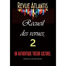 Revue Atlantis, recueil des revues 2, un authentique trésor culturel