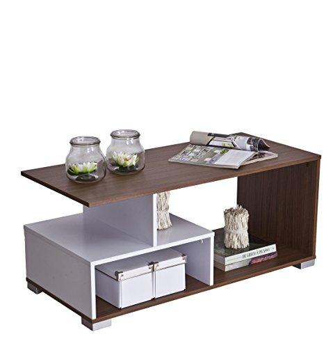 Intradisa 2066 - Mesa de centro de diseño moderno