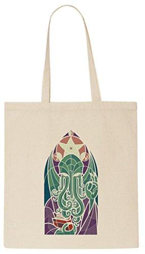 church-monster-tote-shopping-bag