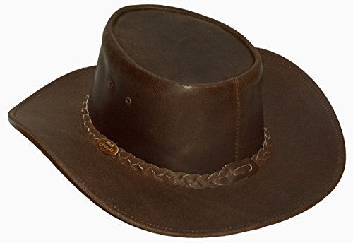 898a6ed1b23 Broome - Cowboy Leather Hat Size S-XXL - Buy Online in Oman ...