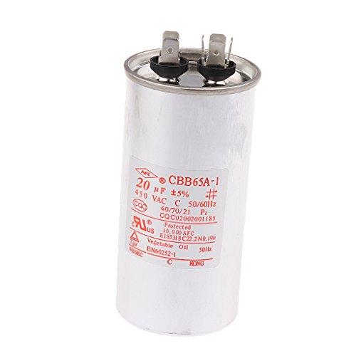 MagiDeal CBB65 Start Motor Kondensator Klimaanlage Kompressor - 25uF