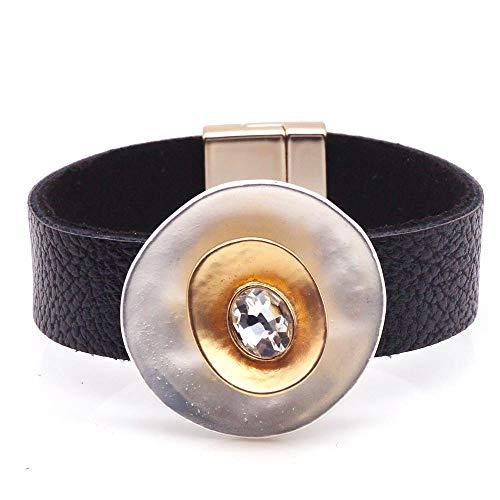 Glamour Armband Kristall Metallic Glamour Breites Paket Armband -