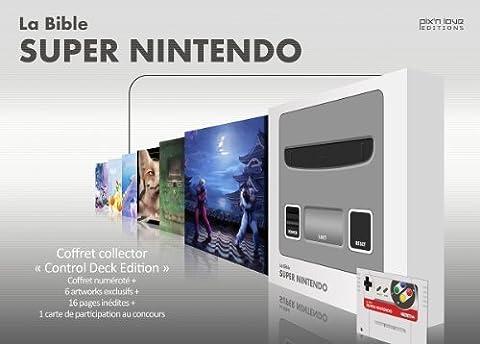 La Bible Super Nintendo - Édition Control Deck de Collectif (2013) Broché