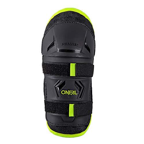 O'Neal Peewee Knee Guard Kinder Knieschoner schwarz/gelb Oneal: Größe: M/L