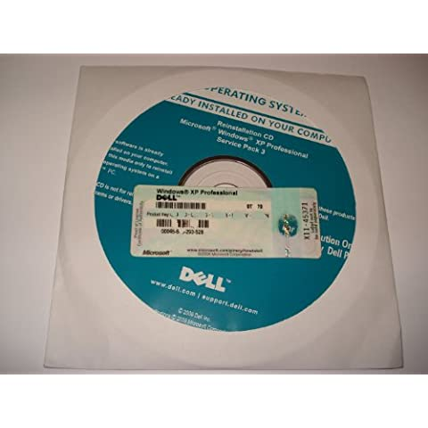 Microsoft Windows XP Professional OEM PC Service Pack 3 Software (Accessori Rinnovato)