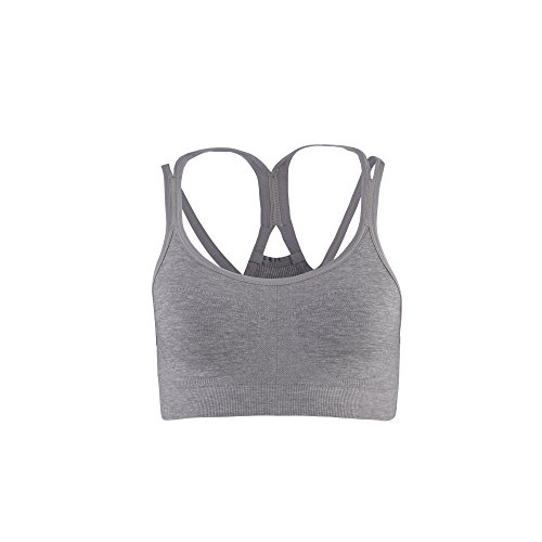 Zumba Fitness Lifted Lightly Soutien-gorge Femme Thunderin Gray